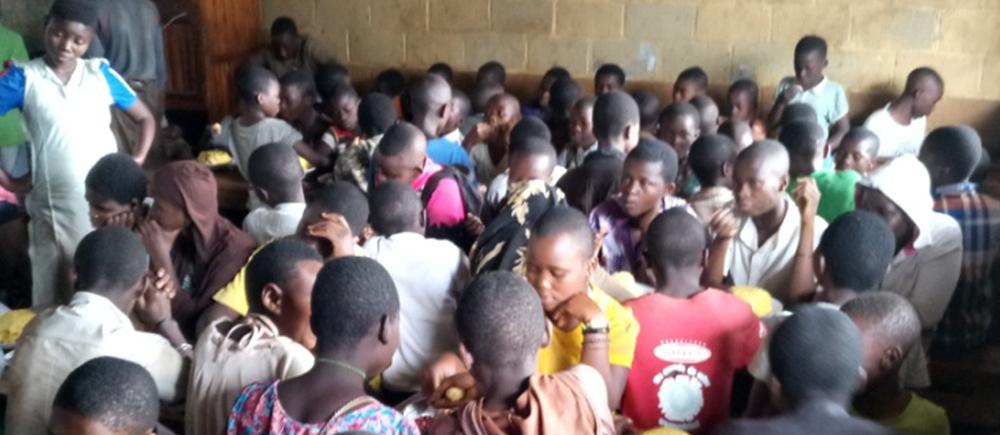 Enfants des rues en RDC