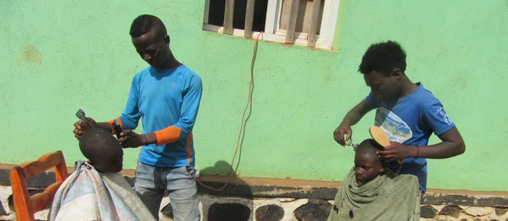 Réinsertion réussie pour les 40 jeunes démobilisés des groupes armés en RD Congo