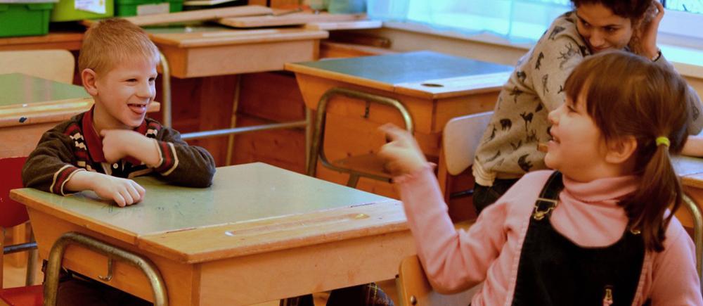 Anna Bitova : une vie à défendre l'accès à l'éducation pour les enfants avec un handicap