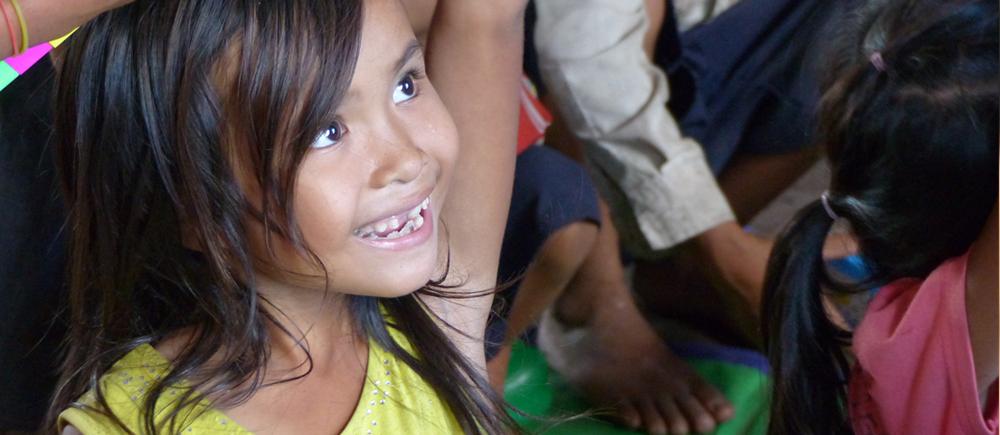 Comment faire entendre la voix des enfants du Cambodge