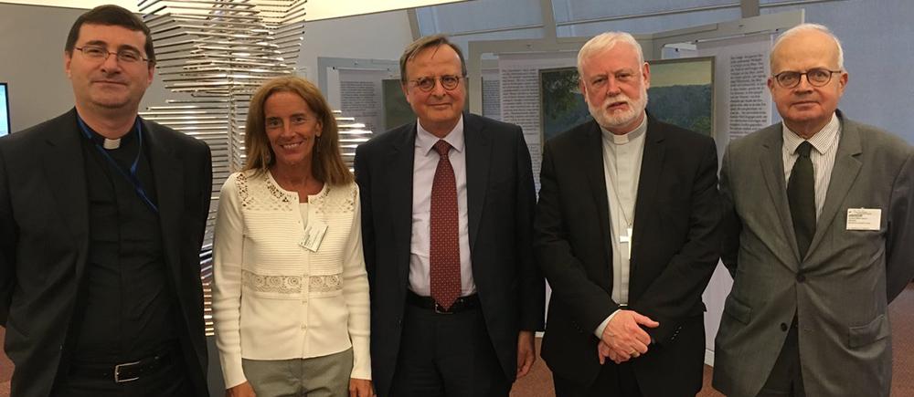 L'universalité des droits de l'homme : le BICE présent au colloque de la Mission Permanente du Saint-Siège