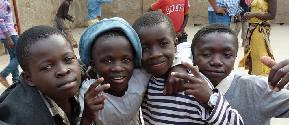 Enfants de RD Congo : comment les aider