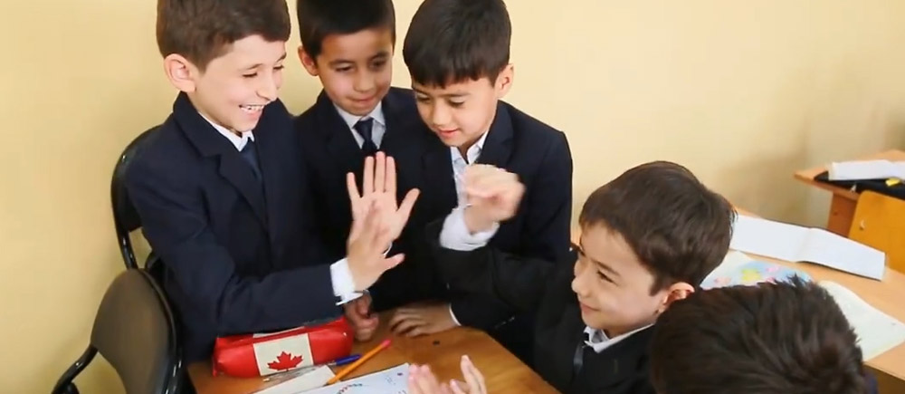 Promouvoir l'éducation inclusive au Tadjikistan