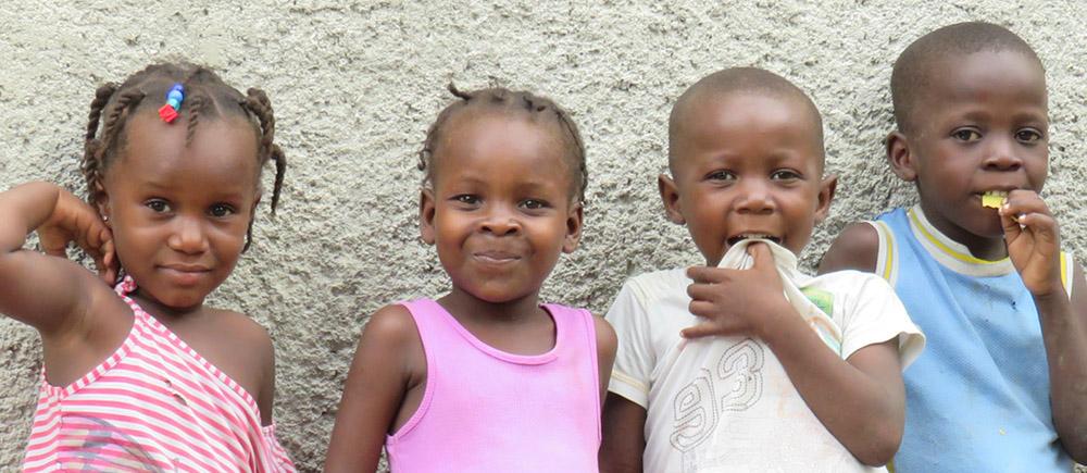 Promouvoir la résilience des enfants en Haïti