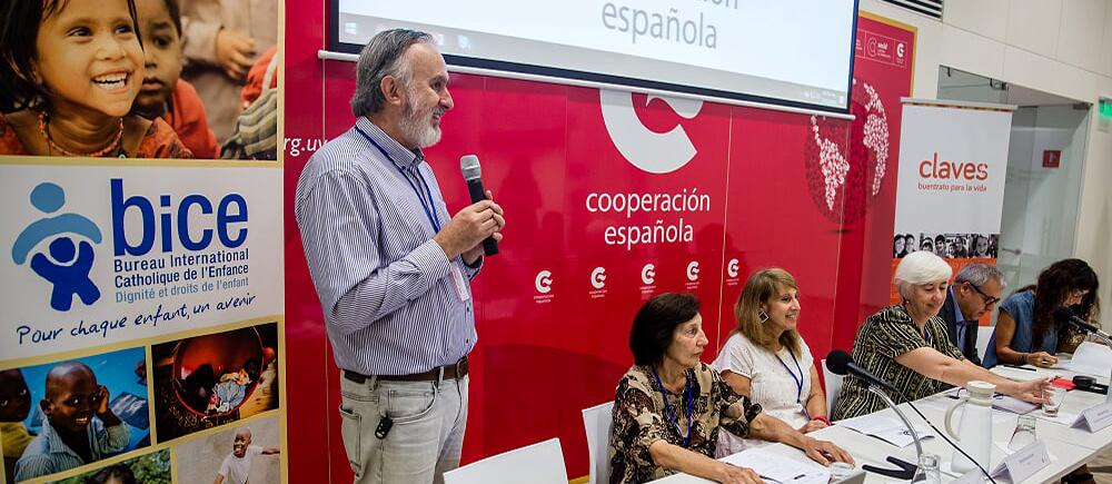 Rencontre régionale de Montevideo : une formation pour nos partenaires sud-américains