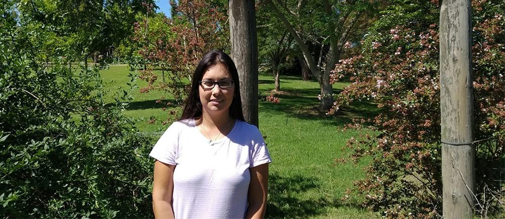 Entretien avec VALERIA SANTURIÓN responsable de projets Juventud Para Cristo