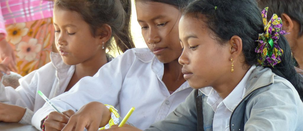 Education au Cambodge