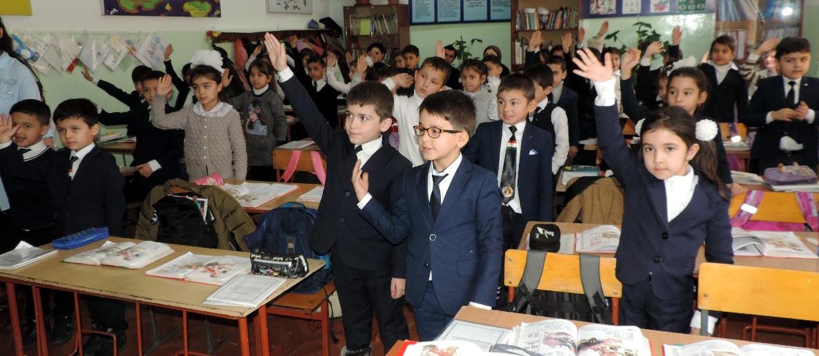 Tadjikistan éducation inclusive