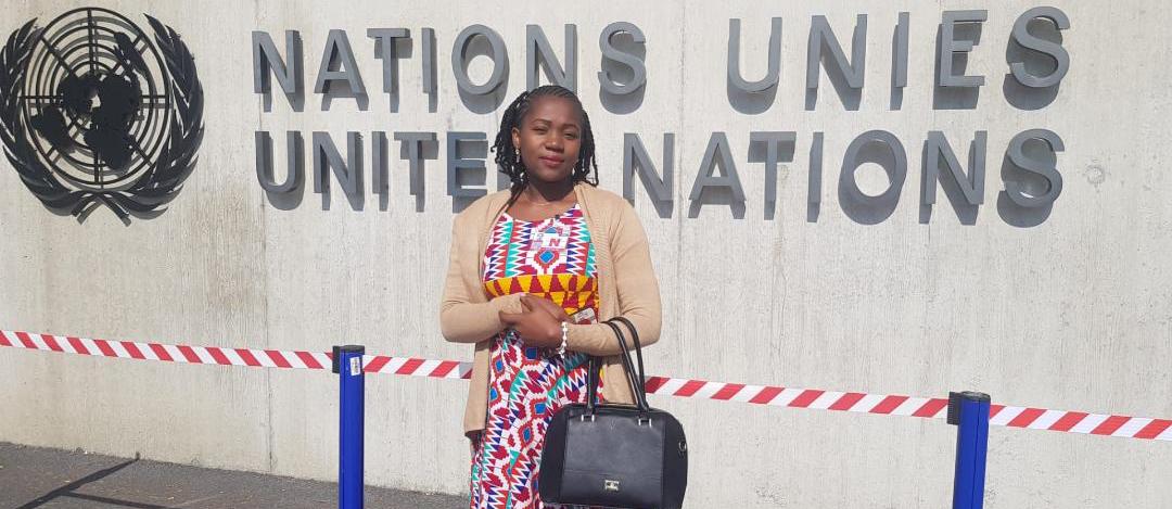 BNCE-RDC : Beatrice Bitenda