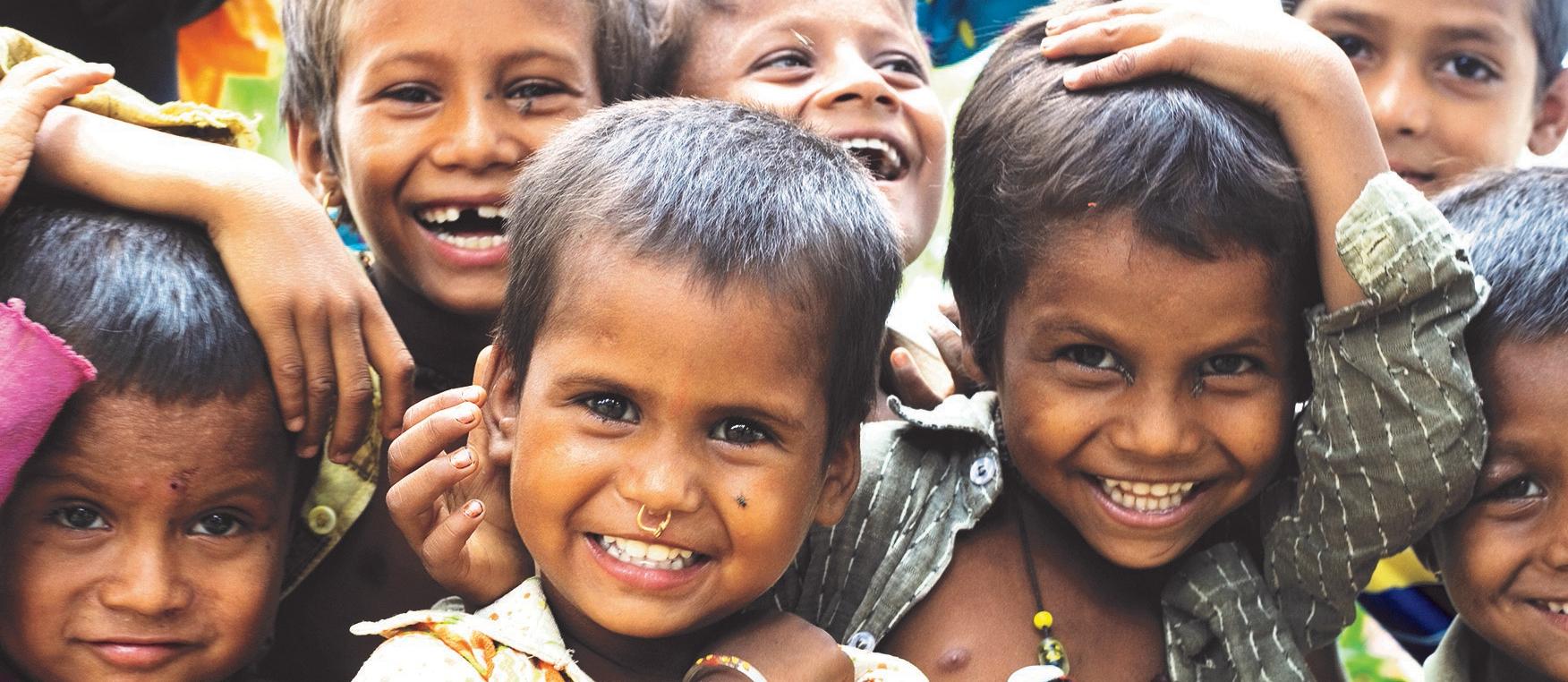 Avancés et défis droits de l'enfant