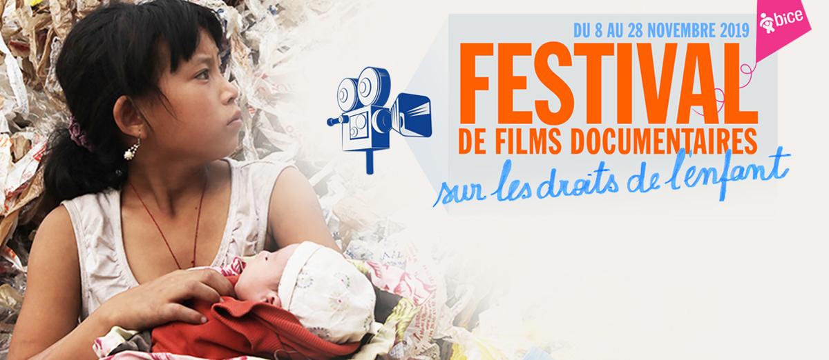 Festival en ligne de films sur les droits de l'enfant