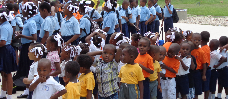 Haïti Formation Tuteurs de résilience