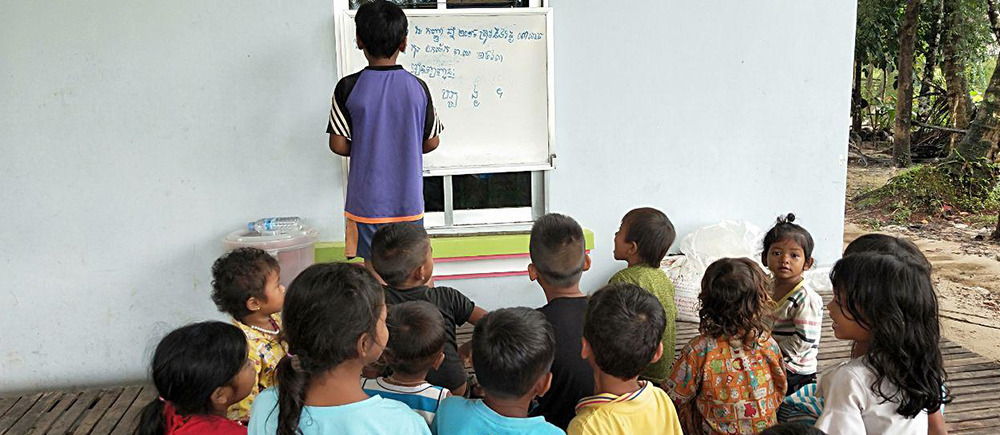 Programme Education au Cambodge