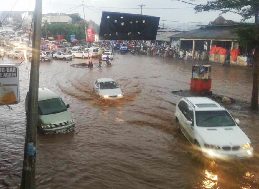 Inondation Bukavu RDC