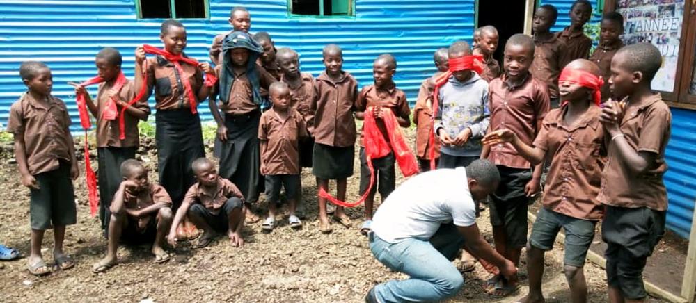 Projet pilote résilience RDC