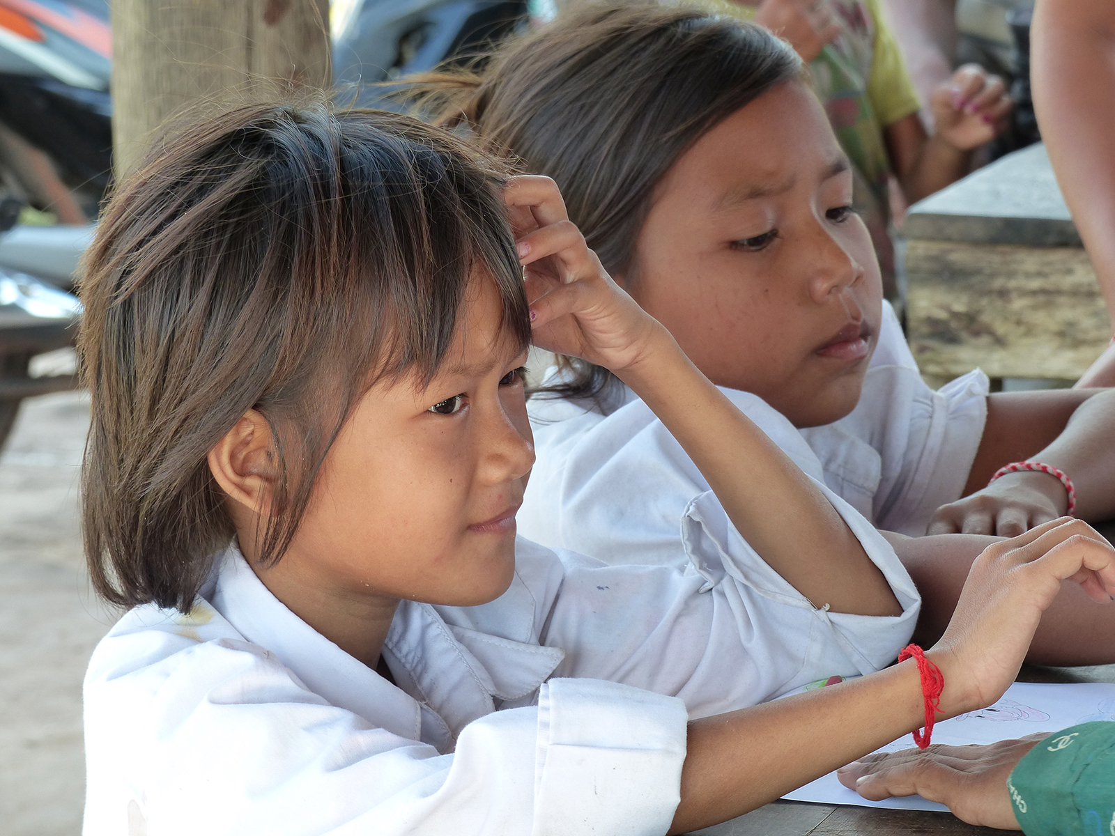 Ecole Cambodge