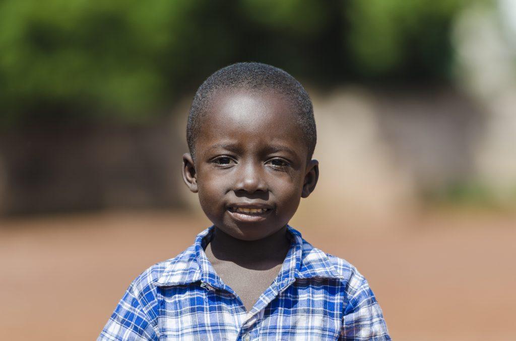 Enfant en République démocratique du Congo