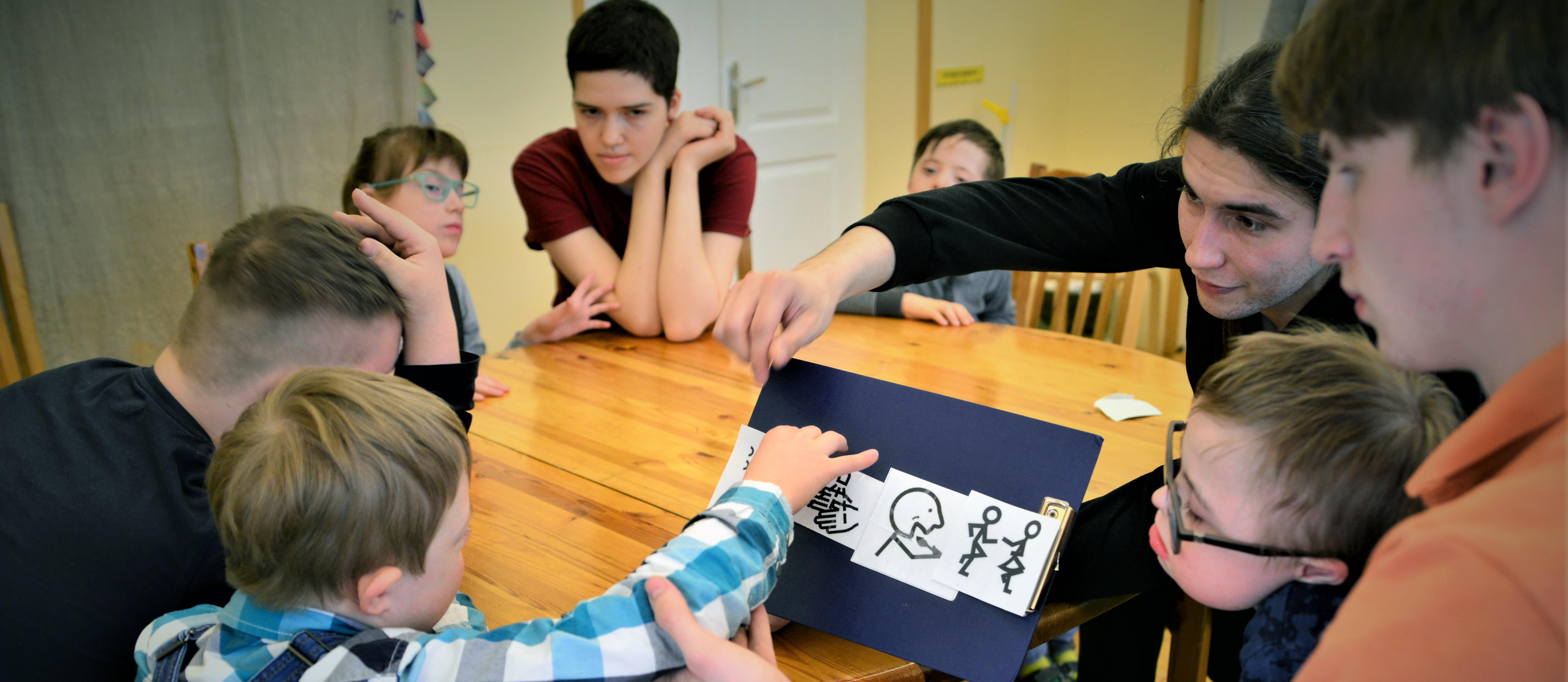 Programme Changer une Vie 2 en Russie - enfants en situation de handicap