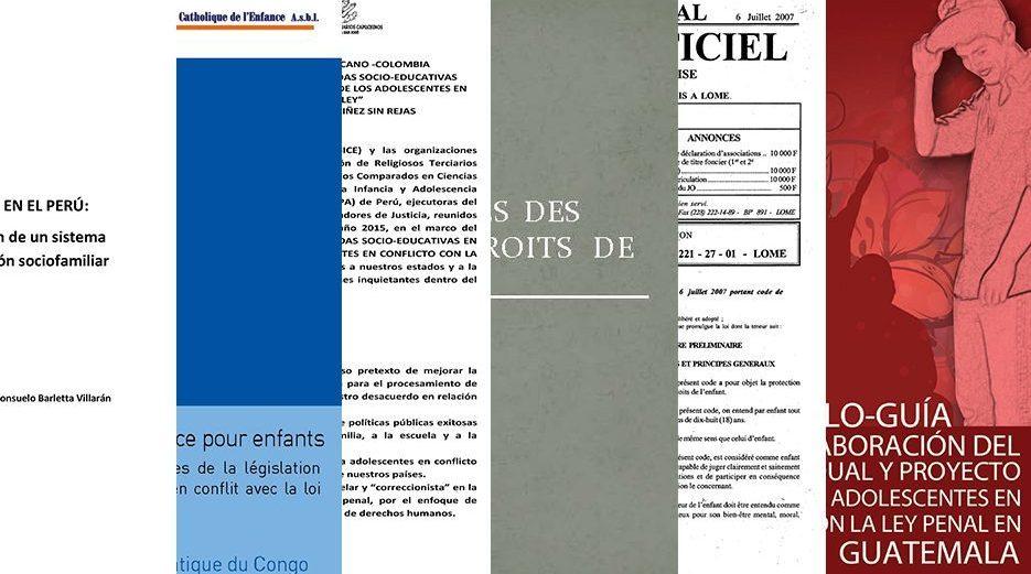 Publications Justice Juvénile