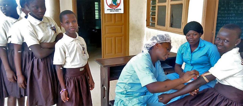 Bénin école 2e chance enfants travailleurs