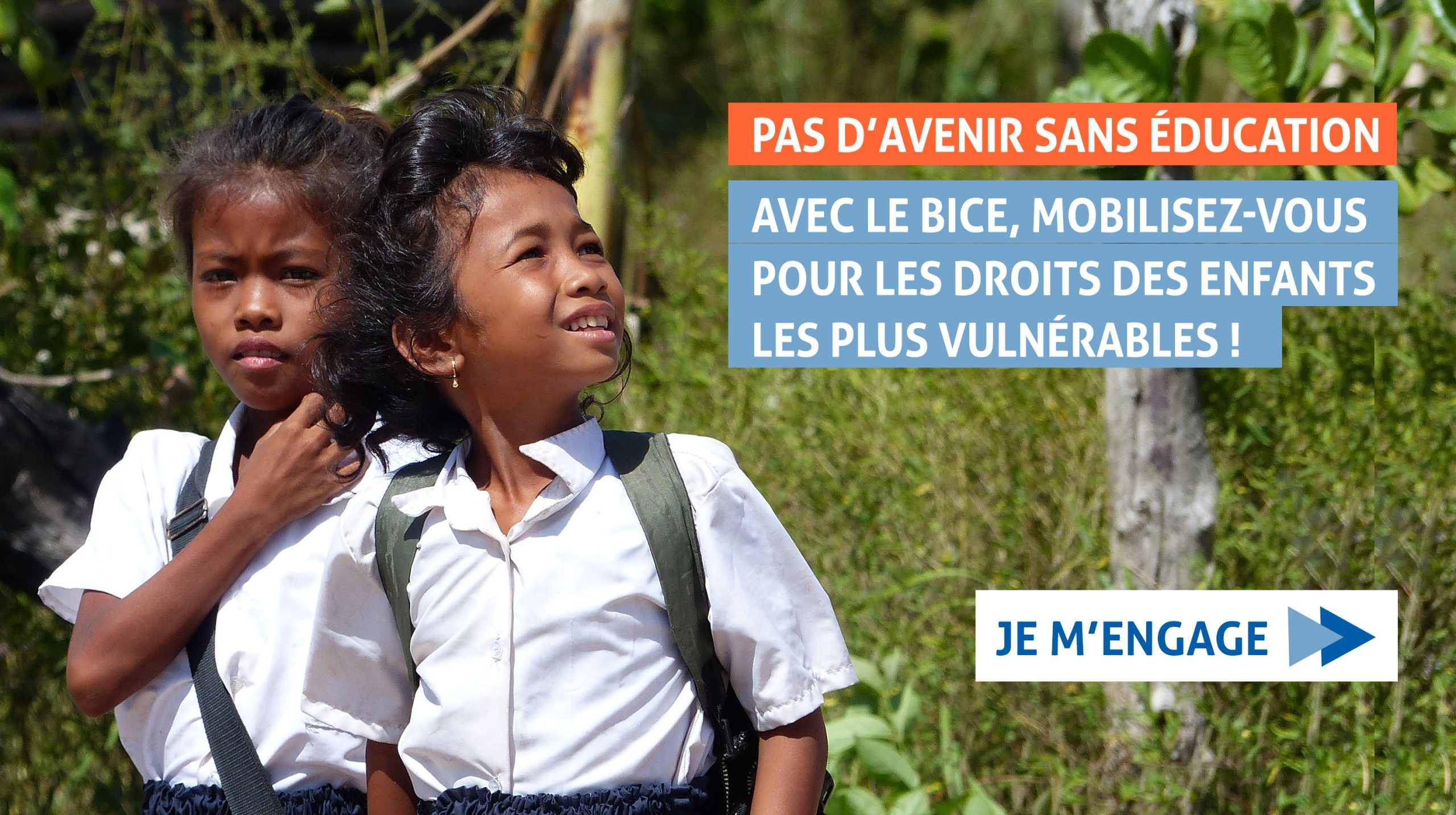 Campagne Education 2020
