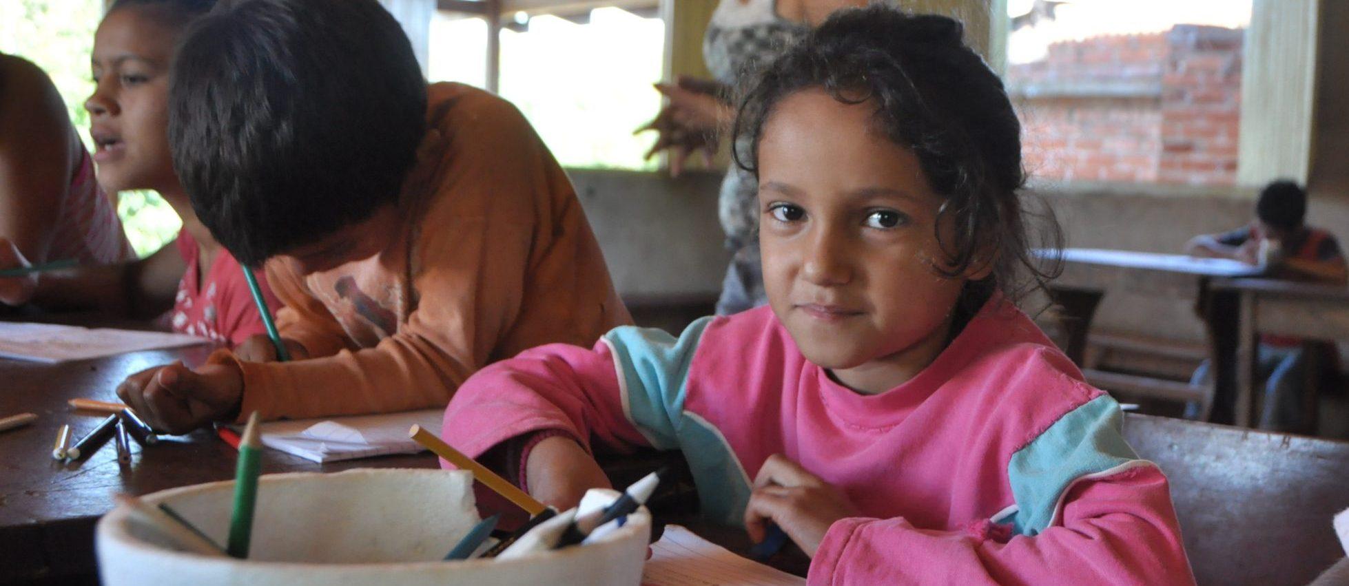 Paraguay Callescuela écoles sans murs