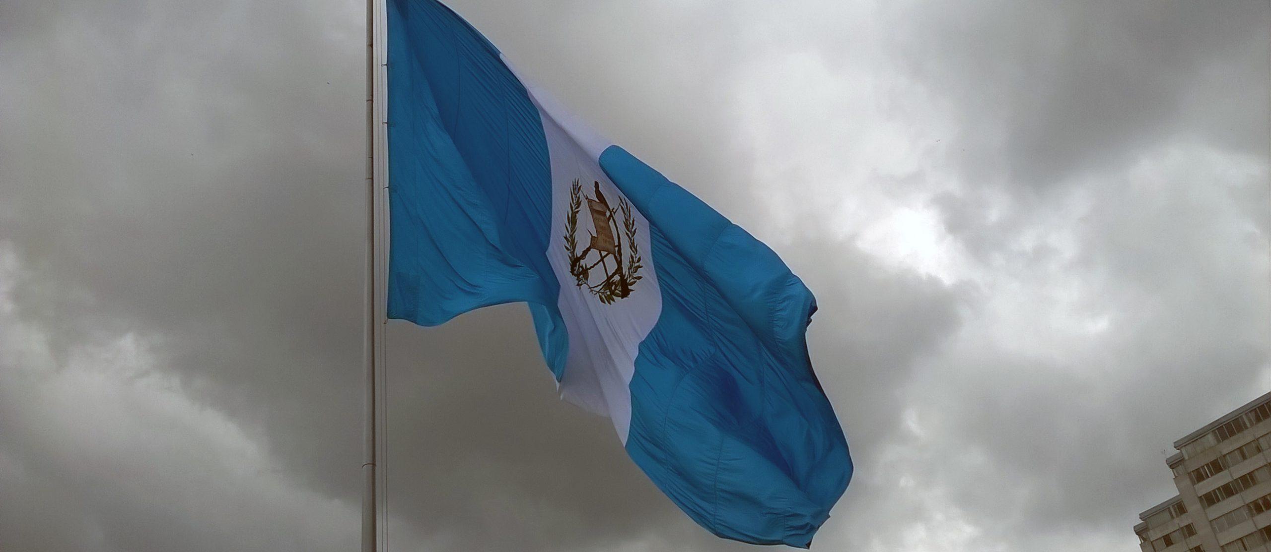 Manifestation Guatemala