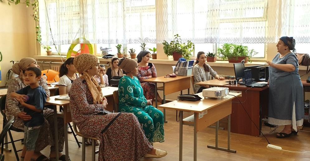 education inclusive formation des parents