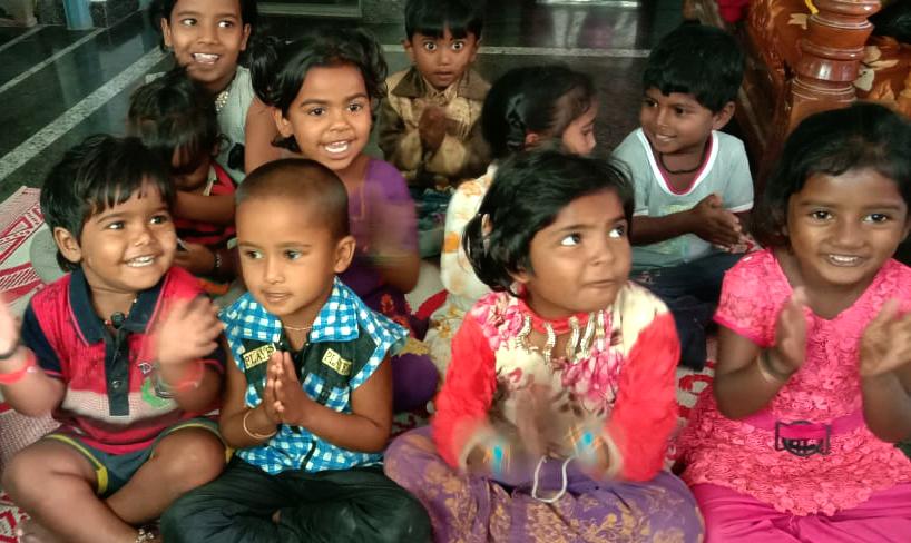 Inde inititives contre la crise sanitaire