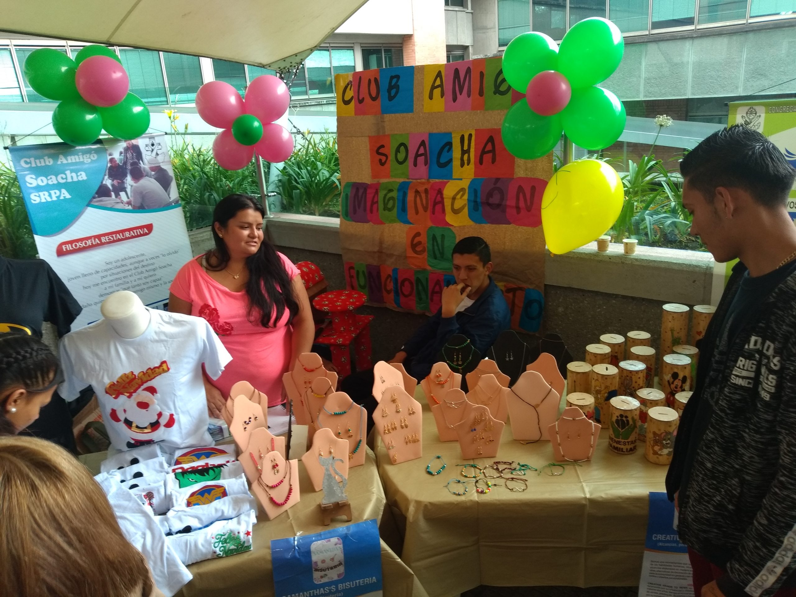 Initiatives activités génératrices de revenus Amérique latine
