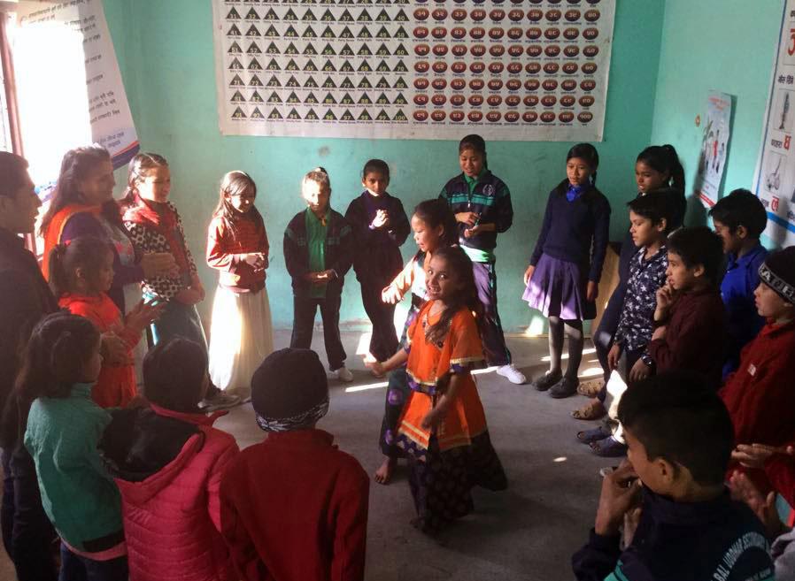 Népal éducation