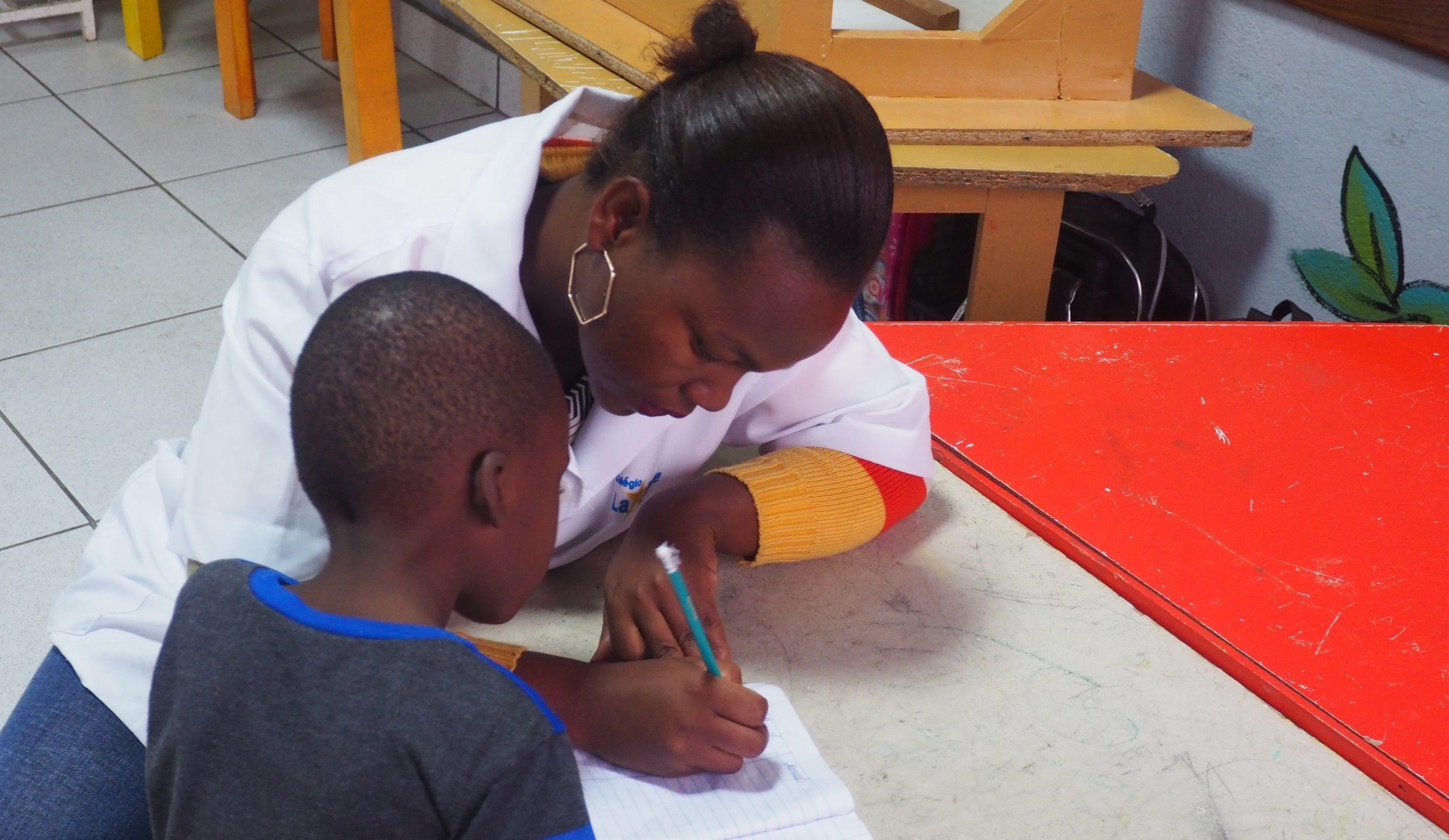 Mozambique formation Tuteurs de résilience