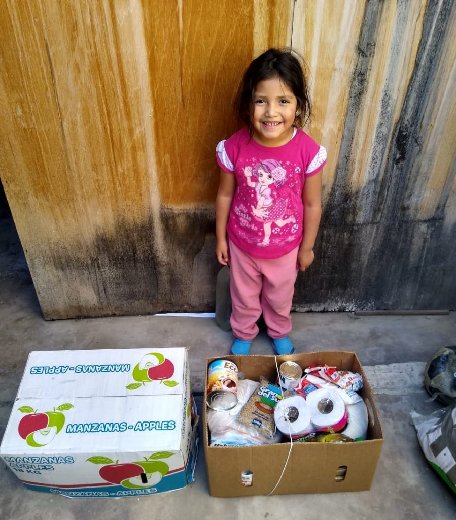 Aide Alimentaire Arequipa