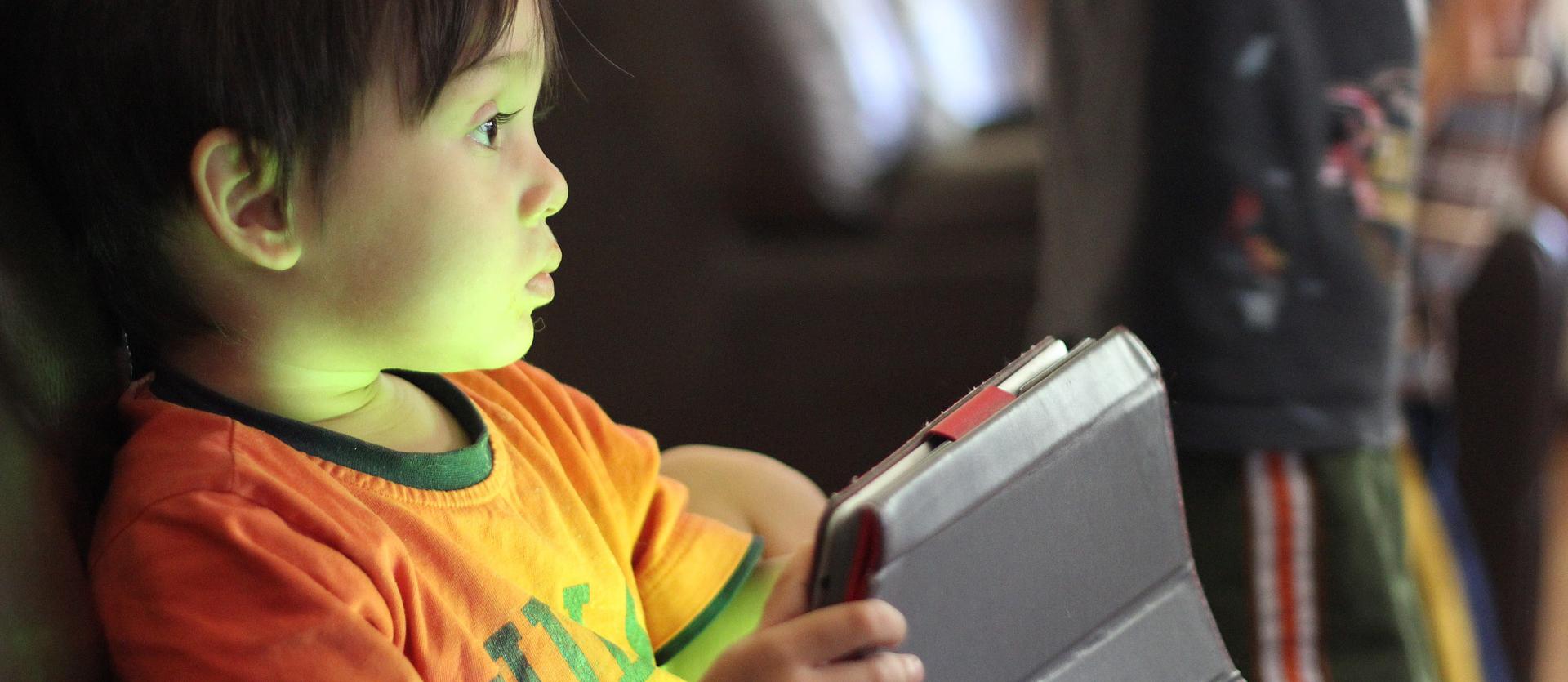 numérique - sécurité des enfants sur Internet
