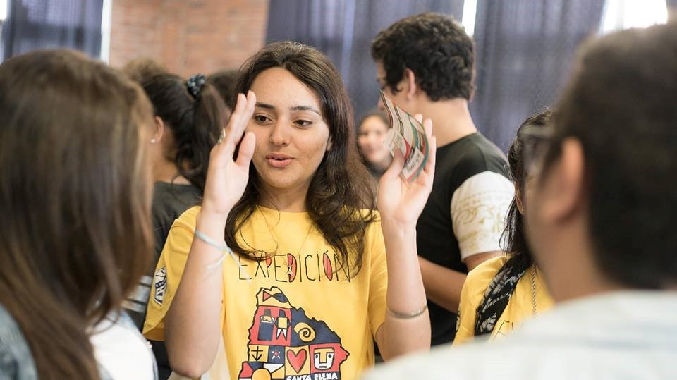 Action de sensibilisation contre la violence Uruguay