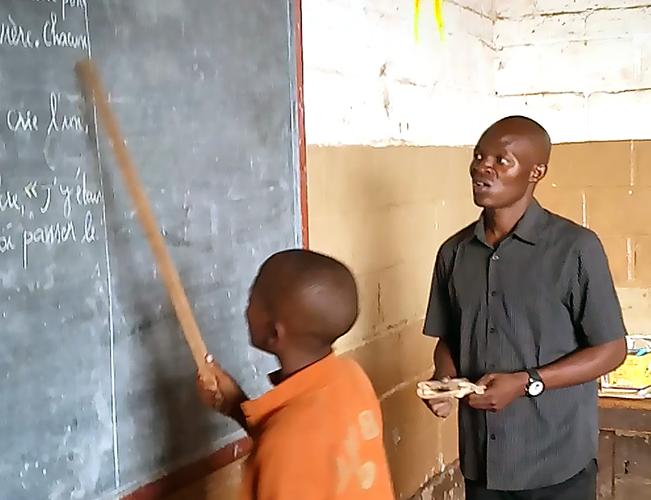 enfants des rues RDC