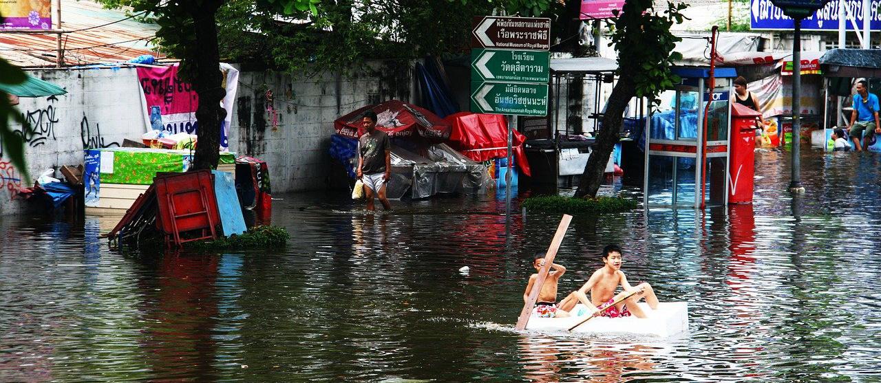inondation - transition écologique