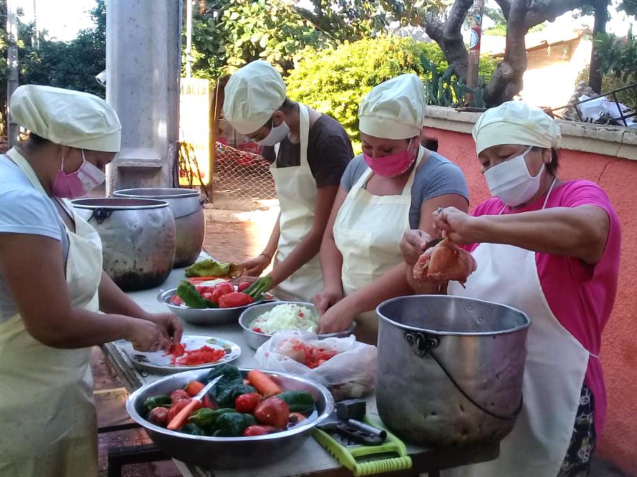 paraguay soupe communautaire