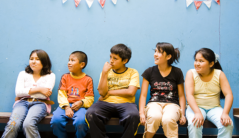 Enfants Pérou