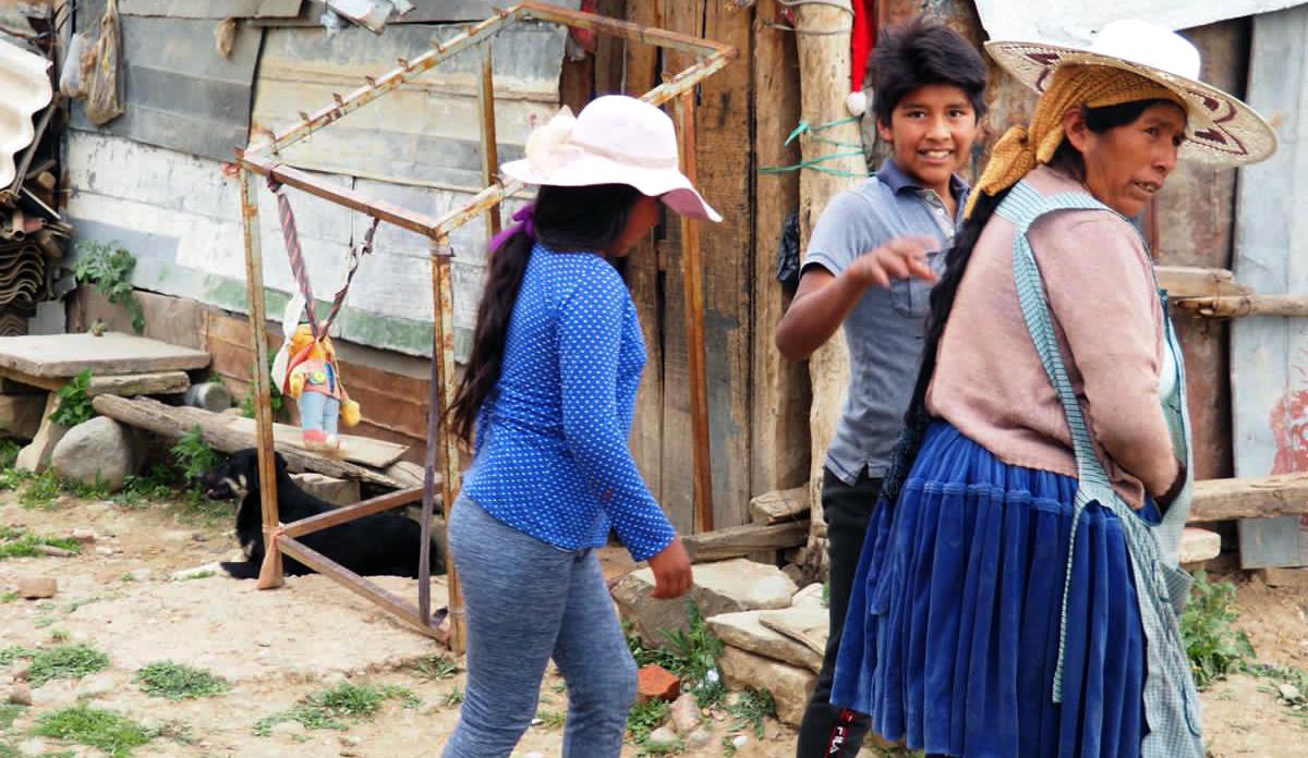 Bolivie - aide Covid-19