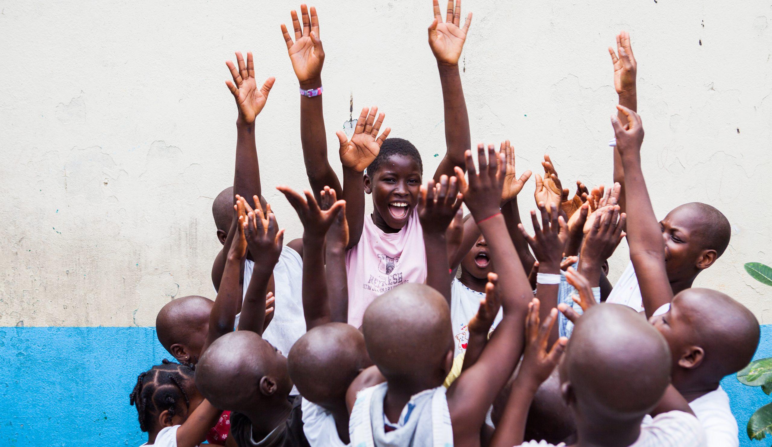 enfants Cote d'ivoire