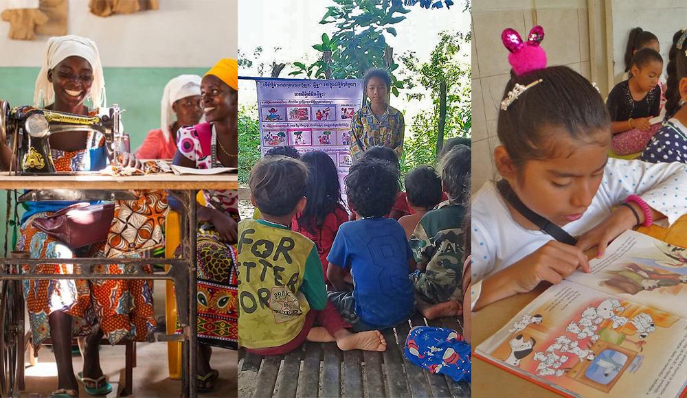 Ecoles Sans Murs - éducation