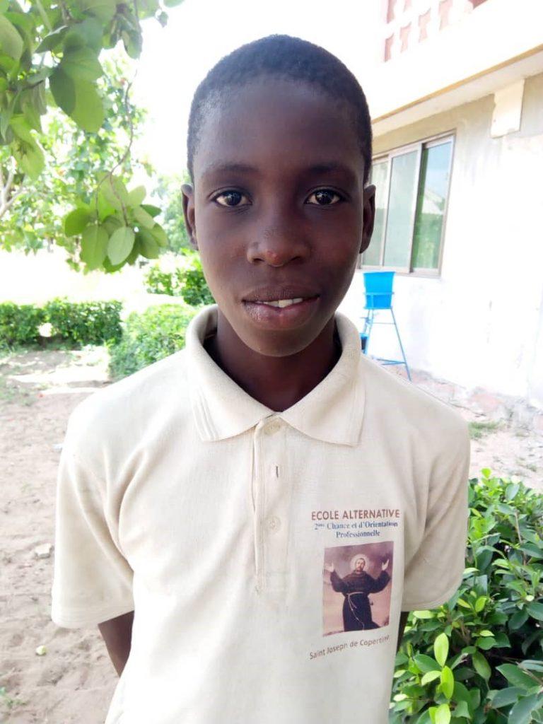 Gildas - Enfant Bénin