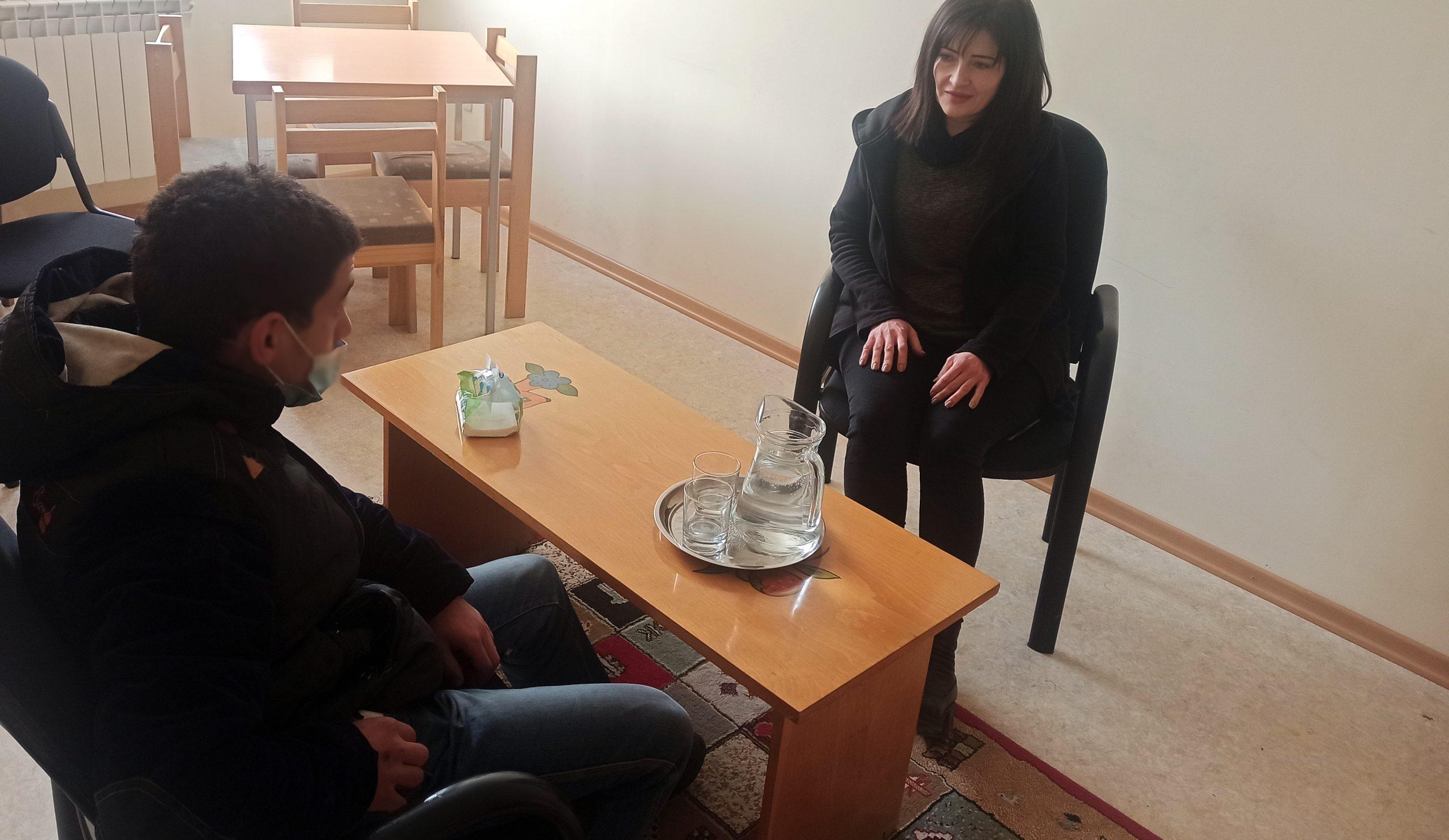 arménie -soutien psychologique
