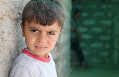Imad's childhood - festival enfances dans le monde 2021