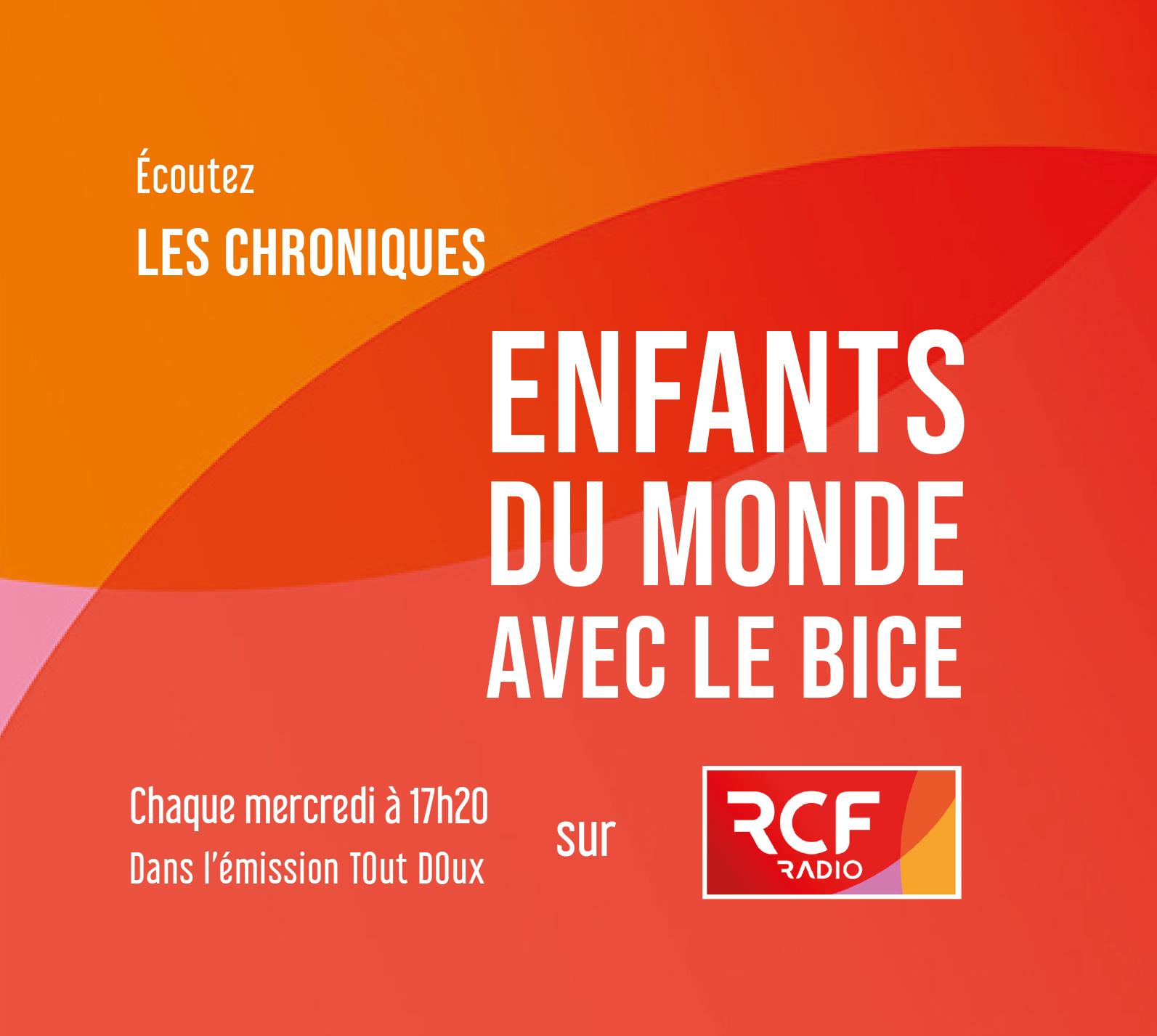 pavé chronique RCF