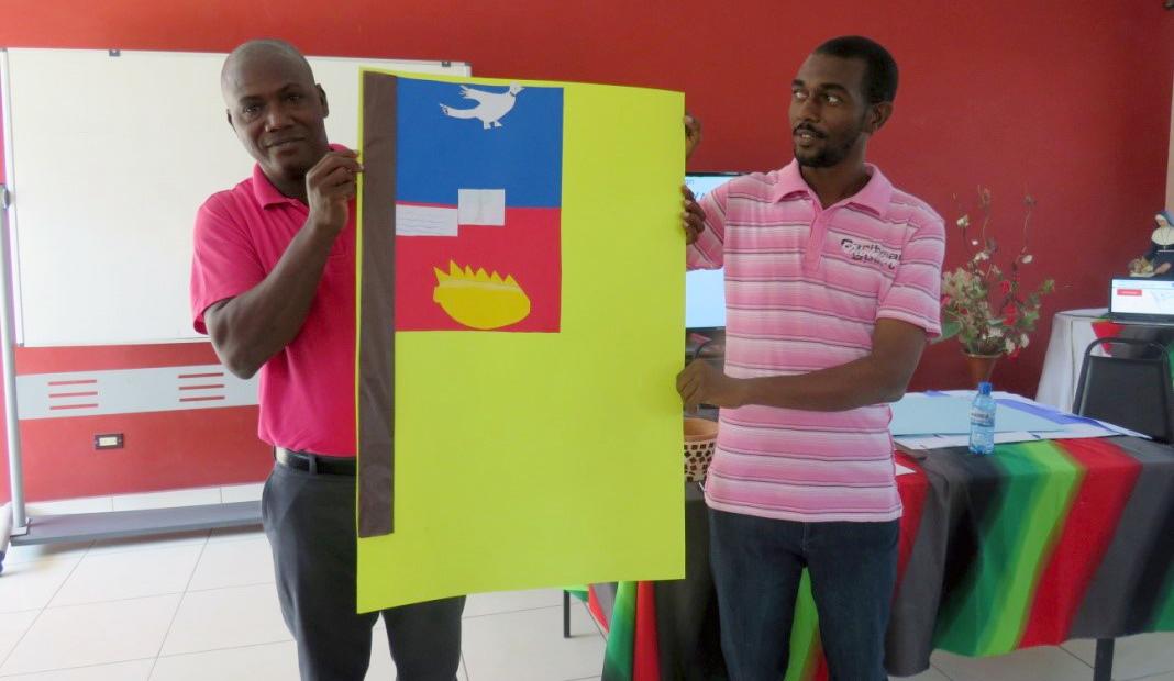 atelier resilience drapeau