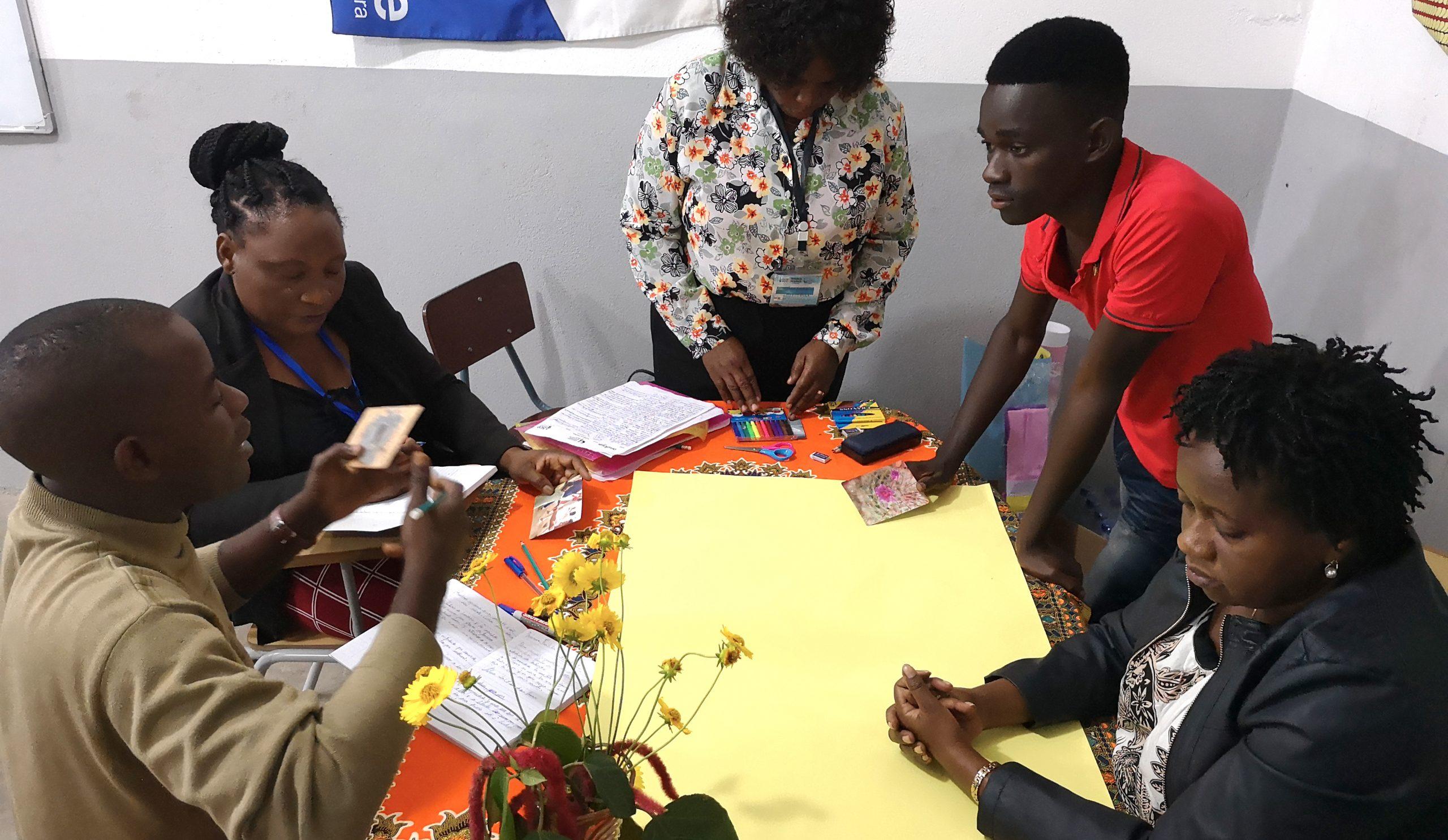 Formation Tuteurs de résilience Mozambique - respect des différences culturelles