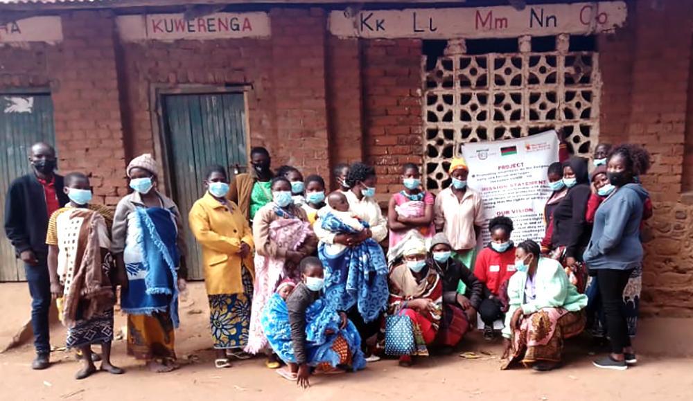 Malawi bénéficiaires lutte contre grossesses précoces