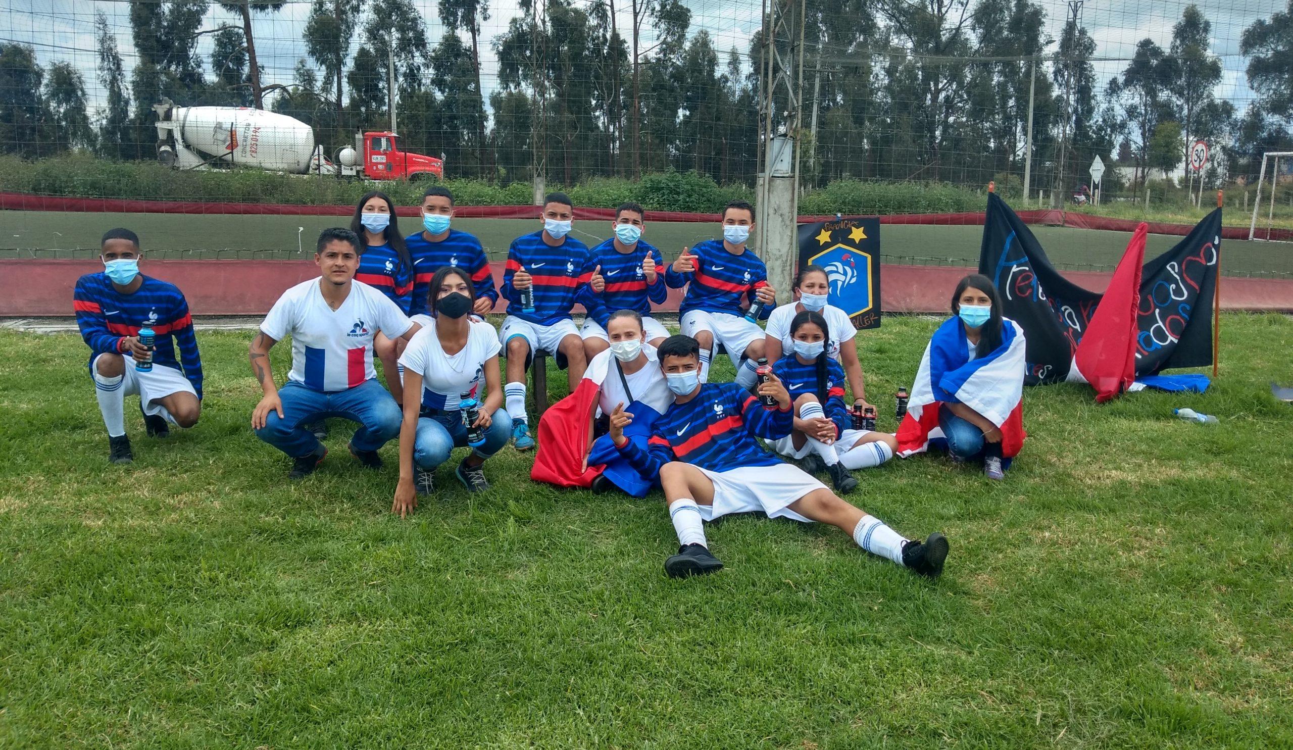 Sport et résilience Colombie
